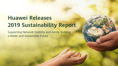 Photo of Huawei Releases 2019 Sustainability Report Supporting Network Stability and Jointly Building a Better and Sustainable Future