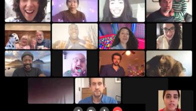 Photo of فيديو لطريقة عمله.. فيسبوك يطلق Messenger Rooms لمنافسة Zoom لكن بميزات جديدة