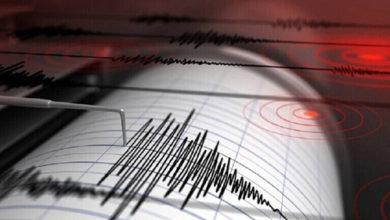 Photo of زلزال بقوة 6.2 يهز منطقة وسط البحر الأبيض المتوسط