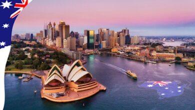 Photo of كورونا يضرب أستراليا بقسوة.. ويسجل رقماً قياسياً