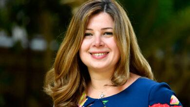 Photo of ماري جابر نشار أول إمرأة بمركز نائب الرئيس للشؤون الإدارية  في الجامعة الأميركية في بيروت