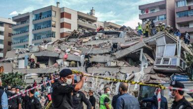 """Photo of """"زلزال إيجة"""" يخلف مزيداً من الضحايا في تركيا واليونان"""