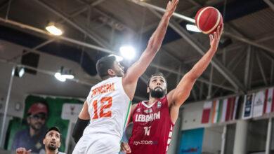 Photo of لبنان يتأهل لنهائيات بطولة آسيا في كرة السلة بعد فوزه على العراق