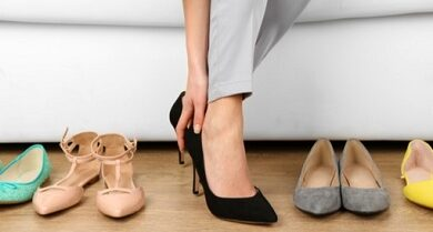 Photo of الأناقة أو الراحة؟ اختصاصي أقدام يصنّف الأحذية من الجيدة إلى المروّعة!