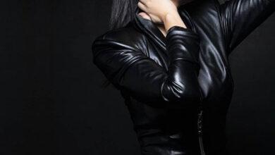 Photo of سيرين عبد النور ترتدي من أزياء رشا الخولي