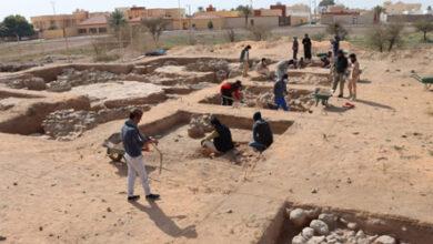 Photo of اكتشاف دينار ذهبي من عصر هارون الرشيد في السعودية