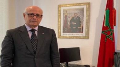Photo of سفير المملكة المغربية في لبنان محمد كرين شارك في المنتدى العربي للتنمية المستدامة