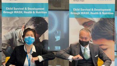 Photo of حكومة اليابان تستمر في دعمها  لليونيسف في لبنان وتؤكد التزامها تجاه أطفاله