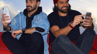 "Photo of زاد وزياد جمال يطلقان أغنيتهما… ""فتحت التيك توك"""