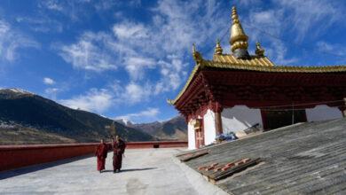 Photo of زلزال بقوة 5.8 درجة يضرب إقليم التبت الصيني
