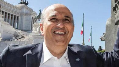 Photo of جمعية الصداقة الإيطالية العربية تحتفل بانضمام أحد أهم أدباء إيطاليا إليها