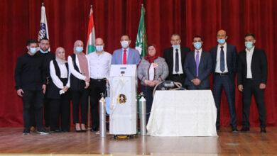 Photo of الجامعة الإسلامية في لبنان تتميّز لبنانياً وعالمياً