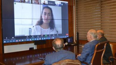 Photo of توفيق دبوسي يشارك في لقاء افتراضي للبحث في التعاون بين طرابلس ومرسيليا