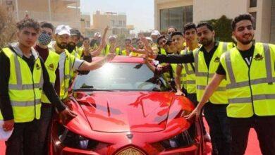 "Photo of اطلاق أول سيارة كهربائية ""صنعت في لبنان"""