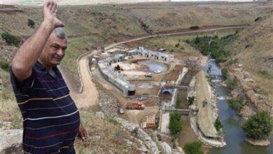 "Photo of خليل العبدالله يحمي قلعته ""حصن الوزاني"" من عليائه"