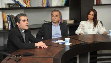 "Photo of كارلوس غصن يتحدث عن ""أفضل الممارسات في إدارة الجودة"" في جامعة الروح القدس"
