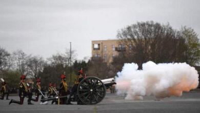 Photo of الأمير فيليب: المدفعية تطلق 41 طلقة تكريما لدوق إدنبره الراحل