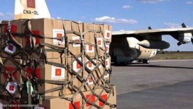 Photo of المغرب تُقدم مساعدات غذائية للقوات المسلحة اللبنانية والشعب اللبناني.