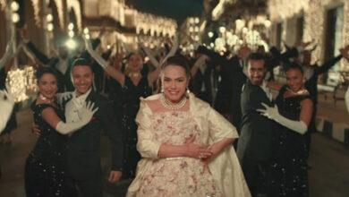 "Photo of بالفيديو: شريهان تعود الى الشاشة وتتصدر ""الترند""!"